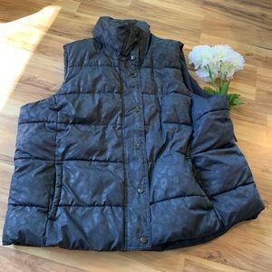 Old Navy puffy vest size XXL